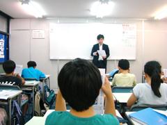 山本塾 芦屋教室 授業風景