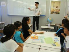 山本塾 芦屋教室 アクティブラーニング