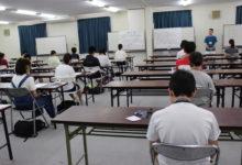 山本塾高校受検合宿も、4日目に突入しました!